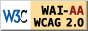 WCAG 2.0 Level AA Conformance